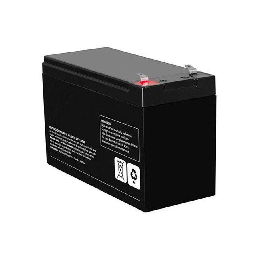 Kit de Alarme Intelbras AMT 2010 com 06 Sensores Com Fio  - Tudo Forte