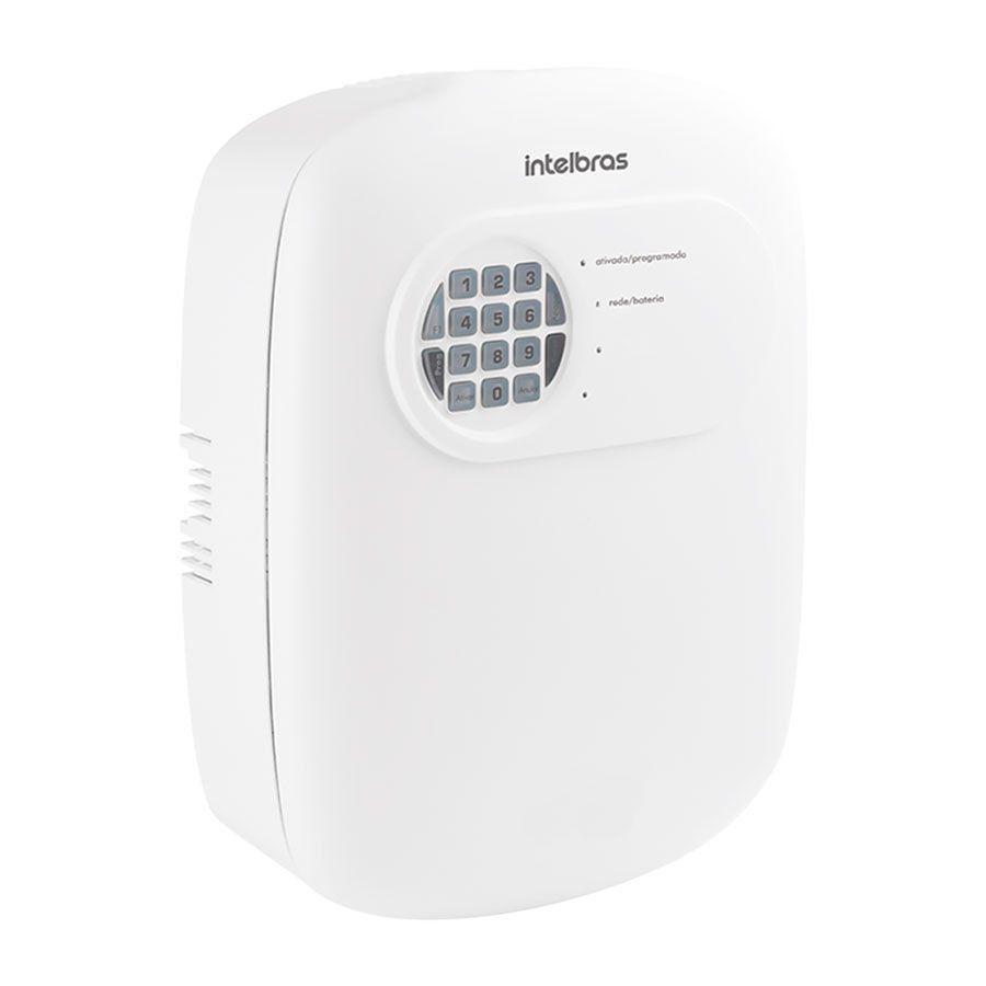 Kit de Alarme Intelbras ANM 3004 ST com 02 Sensores e Discadora por Telefone fixo Sem Fio  - Tudo Forte