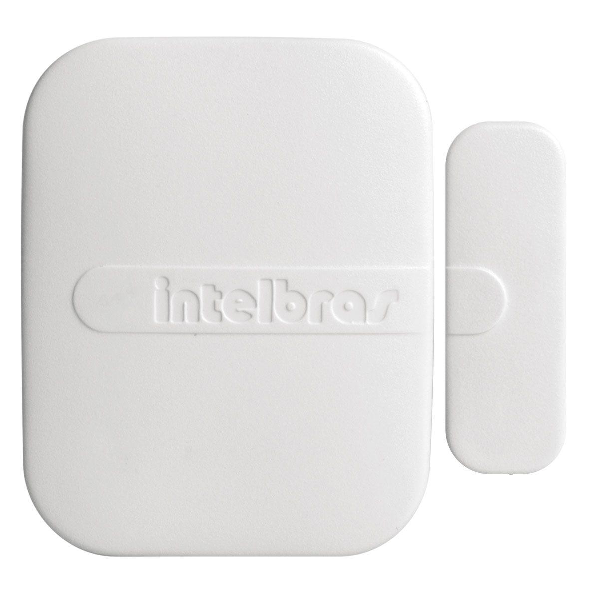 Kit de Alarme Intelbras ANM 3004 ST com 13 Sensores e Discadora por Telefone fixo Sem Fio  - Tudo Forte
