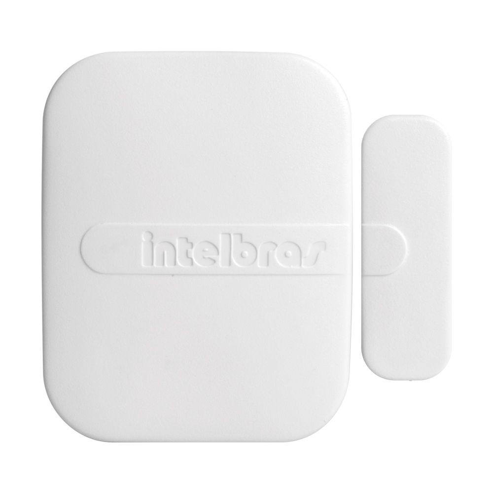 Kit de Alarme Intelbras AMT 1016 NET com 04 Sensores Monitorada via Internet com Aplicativo para Celular Sem Fio