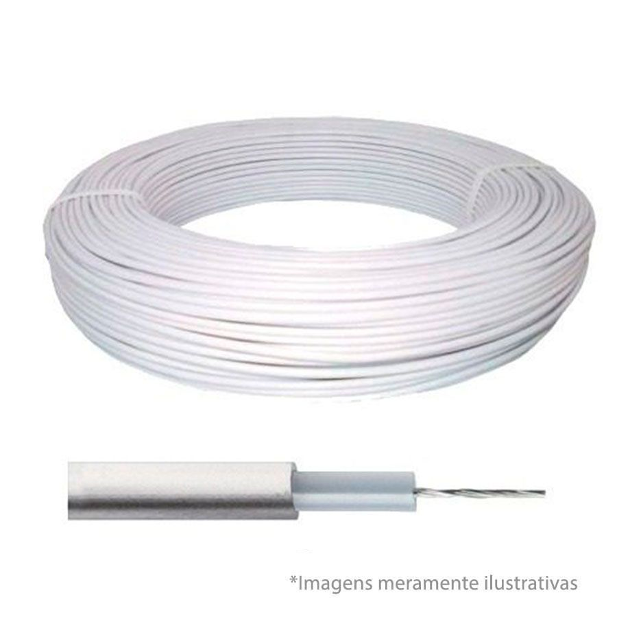 Kit de Cerca Elétrica para 100 metros Central Intelbras Liga/Desliga por Controle Remoto com Haste M + Acessórios