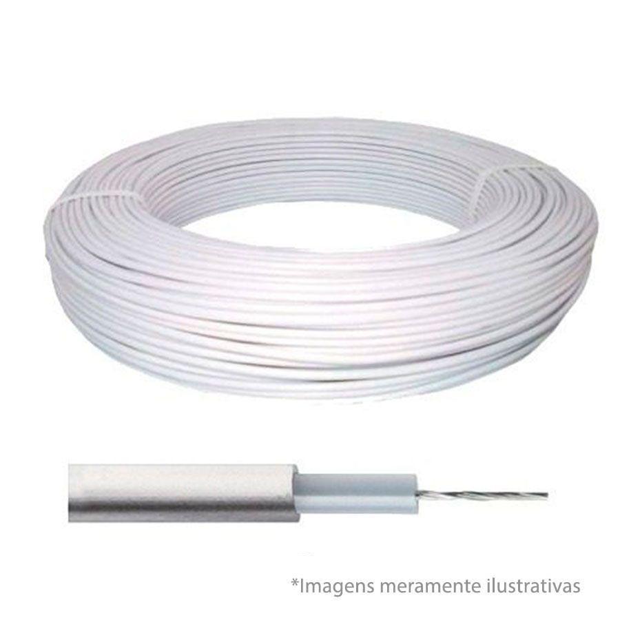 Kit de Cerca Elétrica para 25 metros Central ELC 5001 Intelbras Liga/Desliga por Controle Remoto com Haste M + Acessórios