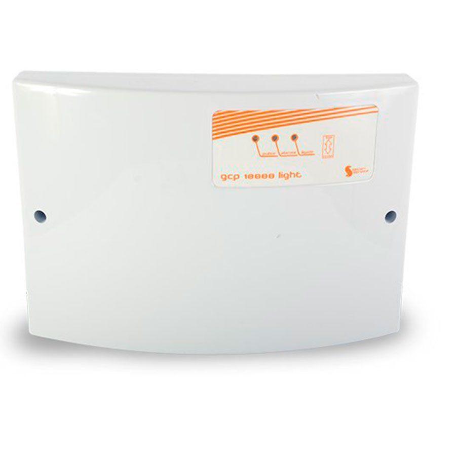 Kit de Cerca Elétrica para 75 metros Central GCP Liga/Desliga por Controle Remoto com Haste M + Acessórios  - Tudo Forte