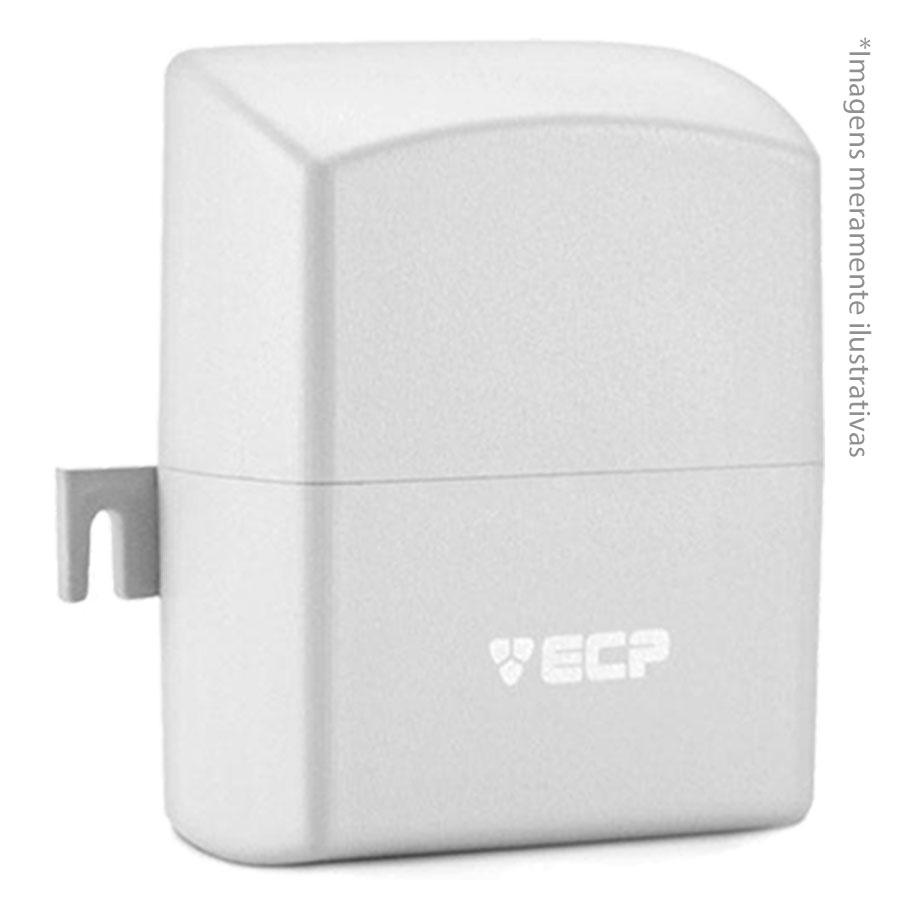 Kit Fechadura Elétrica Sem Fio FX 2000 + Porteiro IPR 8010 Intelbras + Receptor ECP com Controle  - Tudo Forte