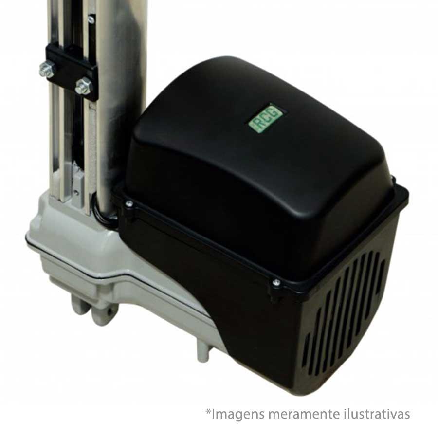 Kit Motor de Portão Basculante Automatizador Taurus Maxi RCG 1/4 HP 127V