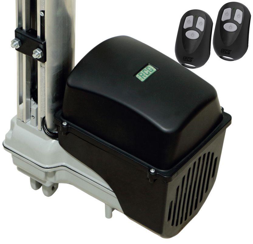 Kit Motor de Portão Basculante Automatizador Taurus Maxi RCG 1/4 HP 220V - Braço de 2 metros  - Tudo Forte
