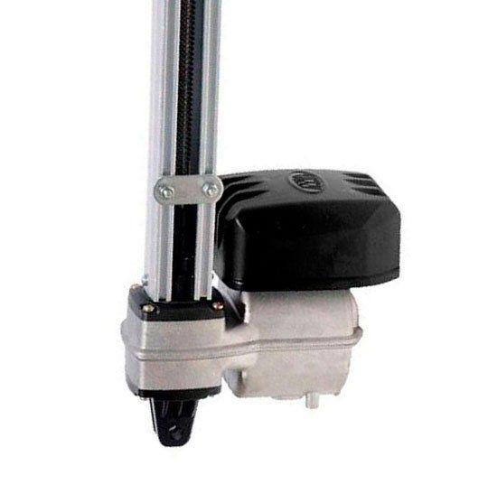 Kit Motor Portão Rossi Basculante BV NANO BI TURBO Residencial 1/4, com 2 controles, abertura em 8 segundos  - Tudo Forte