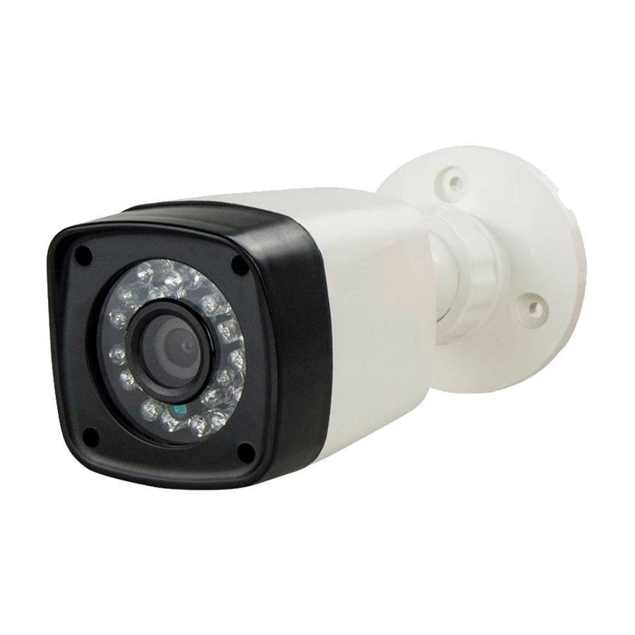 """Kit Porteiro Intelbras IPR8010 com 02 Câmeras Infravermelho e Tela Monitor 7"""" LCD Colorido  - Tudo Forte"""