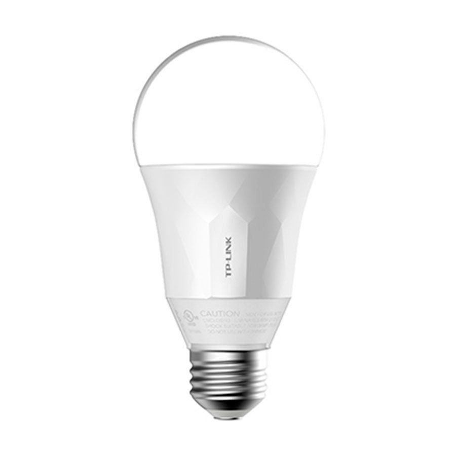 Lâmpada Smart Wifi Led Inteligente Tp Link Lb100 com Aplicativo e Luz regulável SmartHome