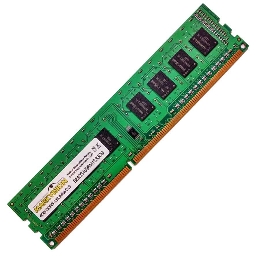 Memória 4GB Markvision DDR3 1333MHZ DIMM MARK