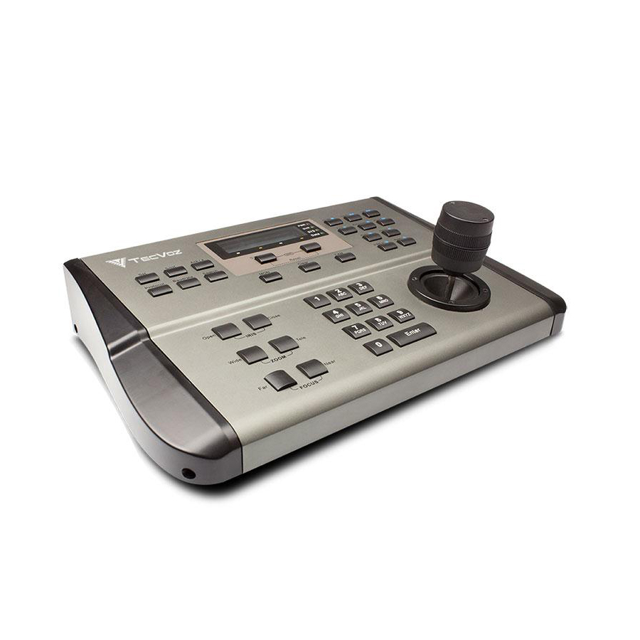 Mesa Controladora Tecvoz T10-KAN