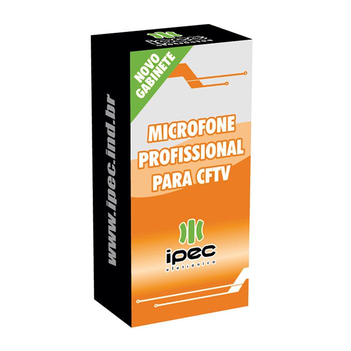 Microfone Profissional Ipec