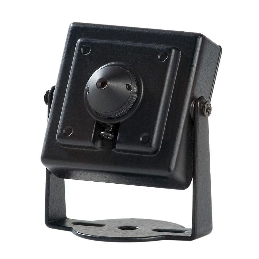 Mini Câmera Pinhole MSC-420 HS Day and Night Tecvoz Lente 2,8mm  - Tudo Forte