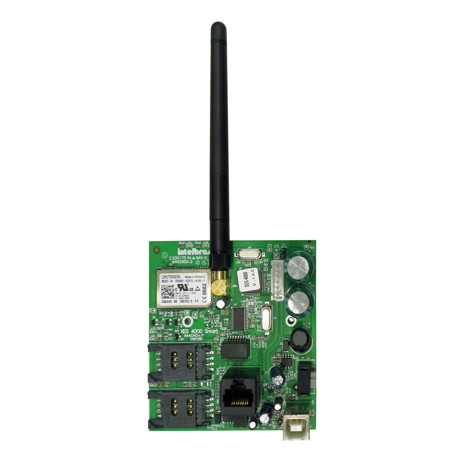 Modulo Ethernet/GPRS Intelbras XEG 4000 Smart