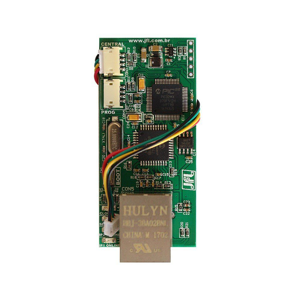 Modulo Ethernet para Central Active