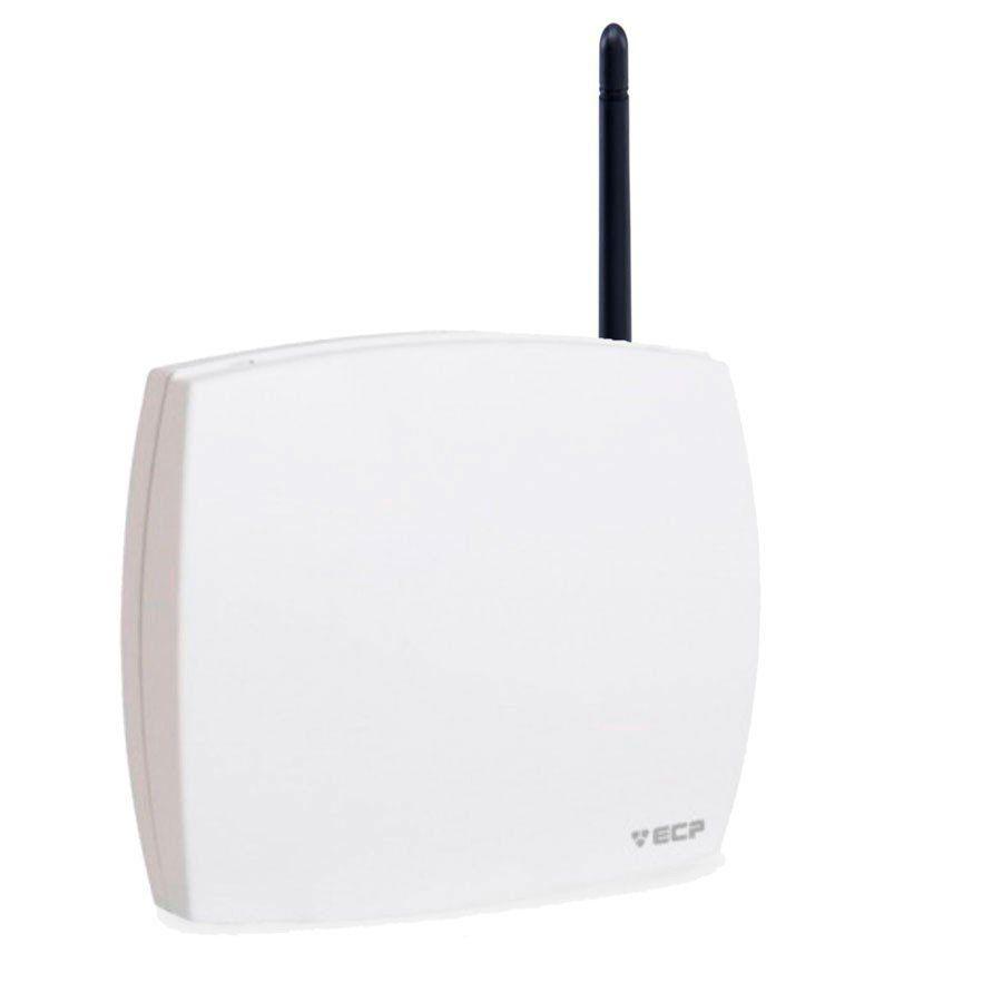 Módulo GPRS Universal ECP, Todas Operadoras, Suporta 2 SIM CARDs, 3 entradas programáveis, 2 saídas controladas remotamente,