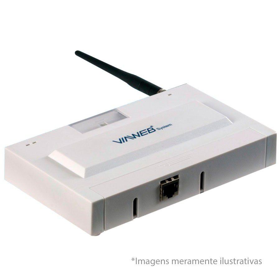 Módulo GPRS Universal Via Web para Comunicação de Eventos