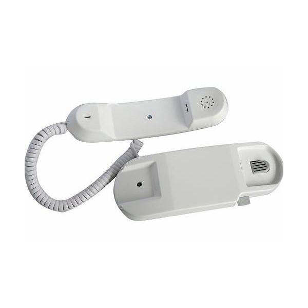 Monofone P 20 para interfone AGL - Alimentação Interna  - Tudo Forte