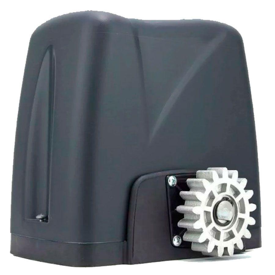 Motor Portão Eletrônico de Correr Rossi DZ ATTO TURBO 1/5 abre 3m de portão em 11seg 127V
