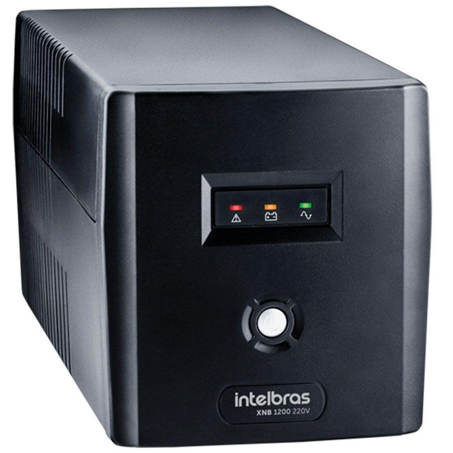 Nobreak Intelbras XNB 1200 VA 220v  - Tudo Forte