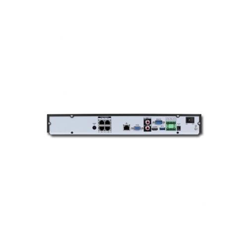 NVR, HVR Stand Alone Intelbras NVD 3016 P 16 Canais, com 4 portas PoE, para Câmera IP, OnVif  - Tudo Forte