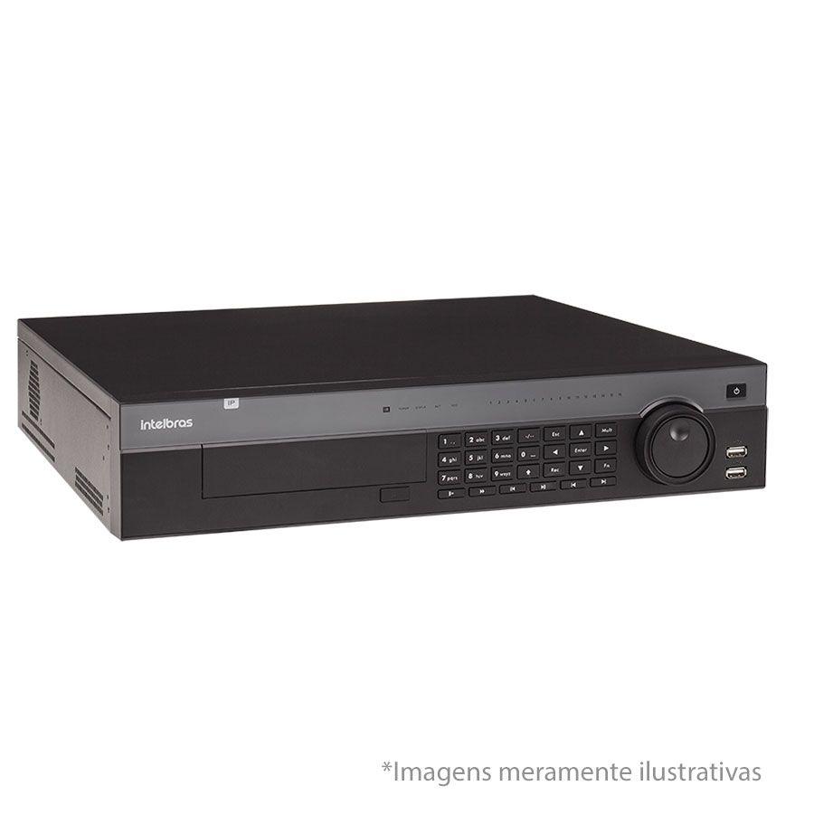 NVR, HVR Stand Alone Intelbras NVD 7132 32 Canais, para ...