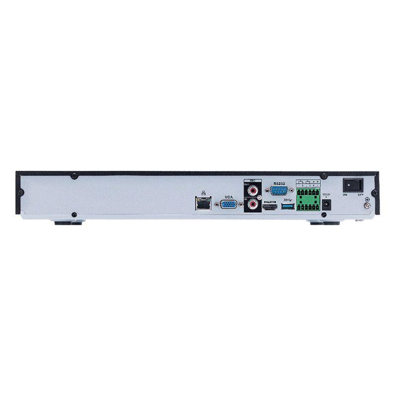 NVR, HVR Stand Alone Intelbras NVD 3016 16 Canais, para Camera IP, OnVif  - Tudo Forte