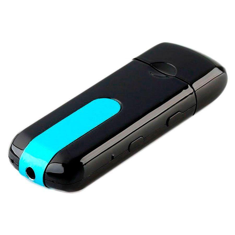 Pen Drive Espião Mini Câmera Escondida Camuflada Grava Áudio e Vídeo com Sensor de movimento