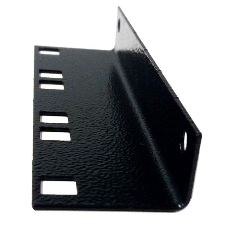 Perfil lateral - para Rack 3U Preta