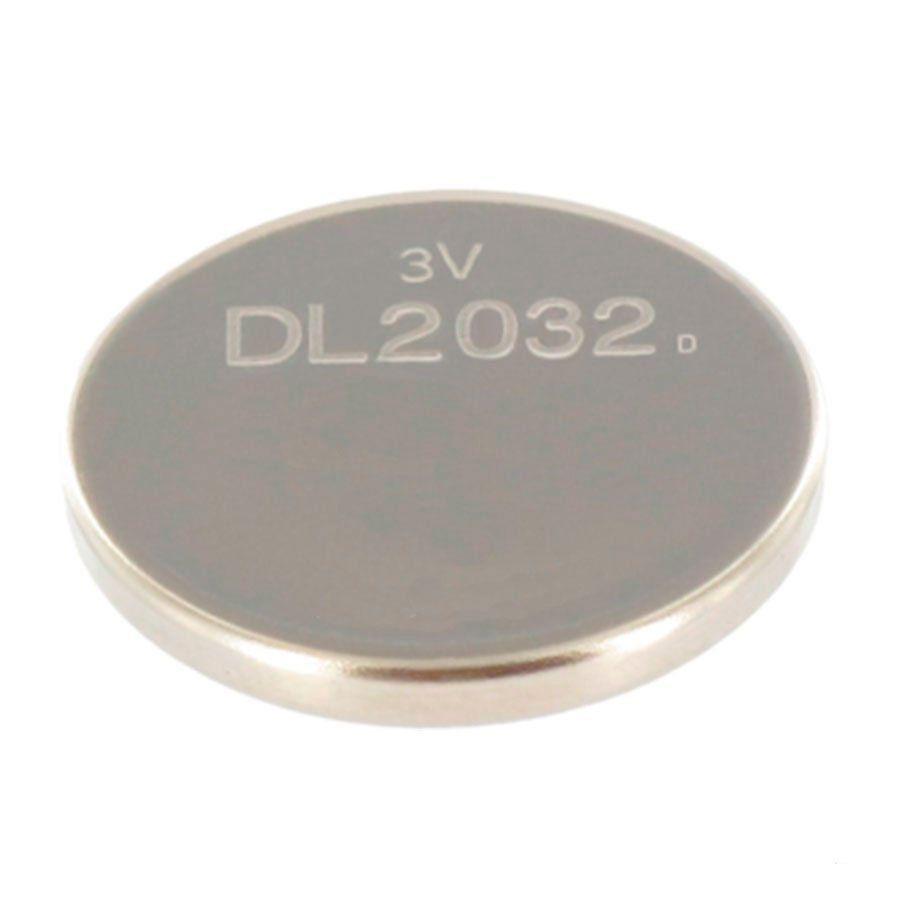 Pilha Bateria Lithium 3V CR 2032  - Tudo Forte