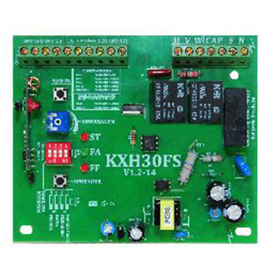 Placa de Motor de Portão Central de comando Rossi KXH 30 FS