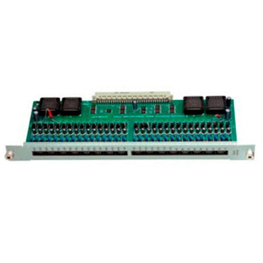 Placa Intelbras de 32 ramais Desbalanceados para CP 192 e CP 352