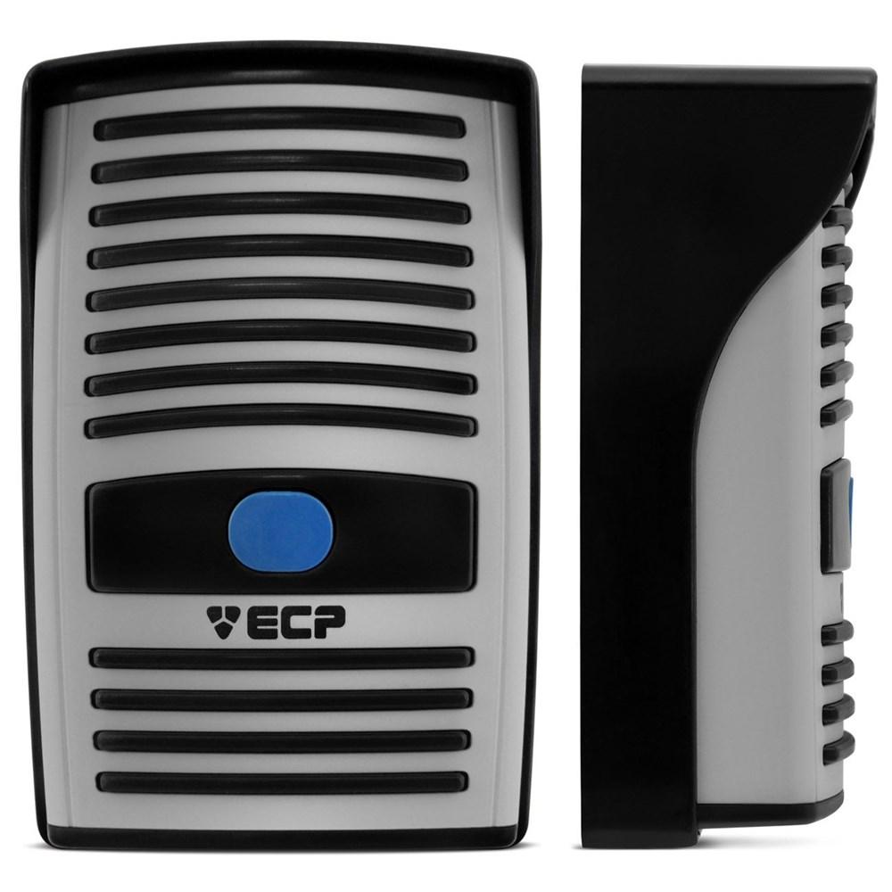 Porteiro Residencial Eletrônico ECP Intervox F106376  - Tudo Forte