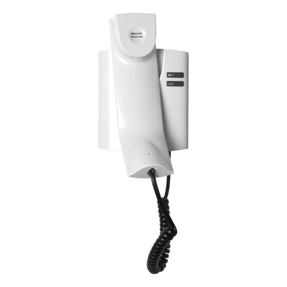 Porteiro Residencial Intelbras IPR 8000 2 Saidas para Fechadura Sensor de Porta Aberta Capacidade para até 3 módulos internos