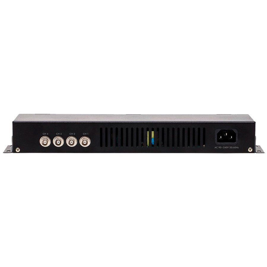 Power Balun 04 canais Intelbras VBP A04C Full HD