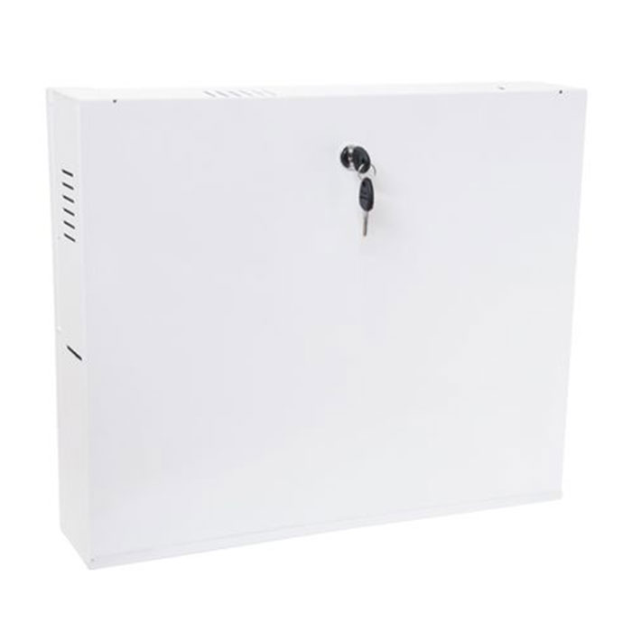 Rack Mini Orion HD 3000 4 Ch Com Fechadura Onix Security Organizador de Câmeras Até 2Mp Full HD 1080p Multi HD  - Tudo Forte