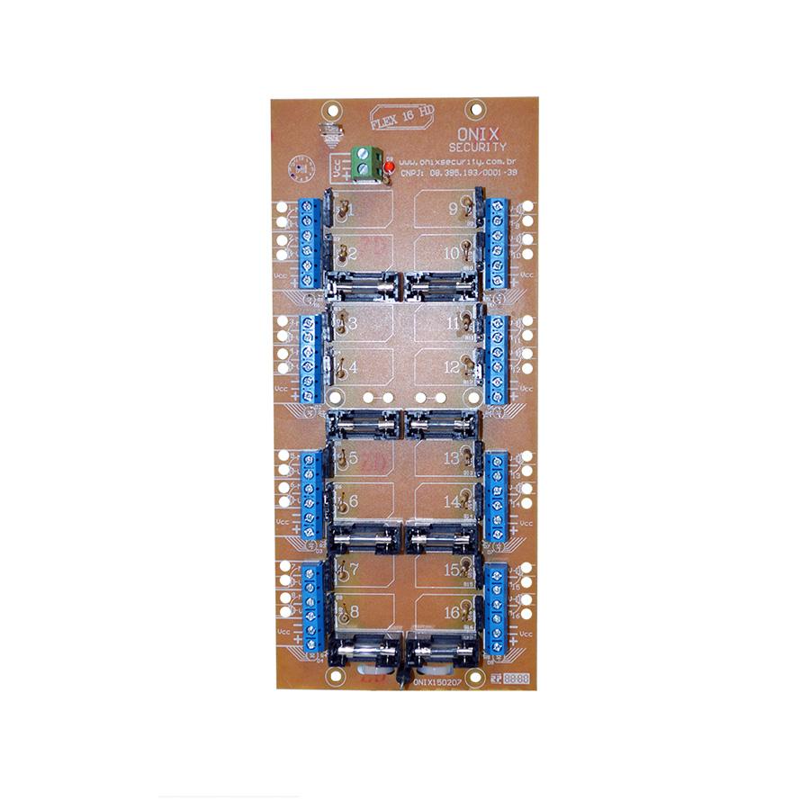 Rack Organizador HD e Analógico, Orion HD, 16 Canais, Onix Security