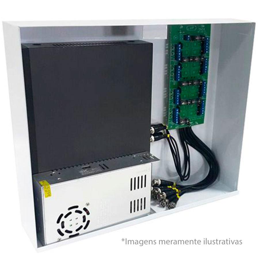 Rack Orion Hd 3000 Organizador De Cabos Onix Security Para
