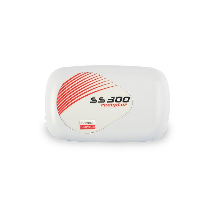 Receptor Controle Remoto e Sensores sem fio GCP SS 300 Securi Service