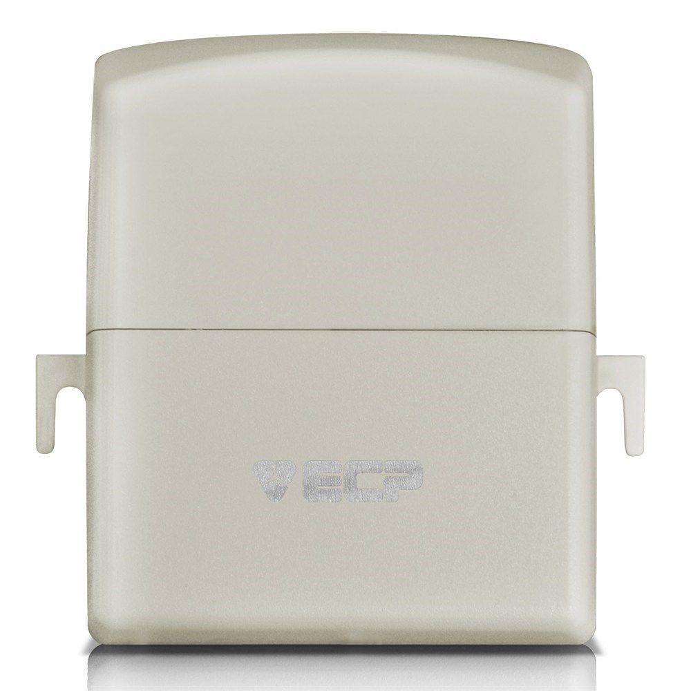 Receptor Multifuncional ECP 4 Canais 433 Mhz Alcance 70 Metros