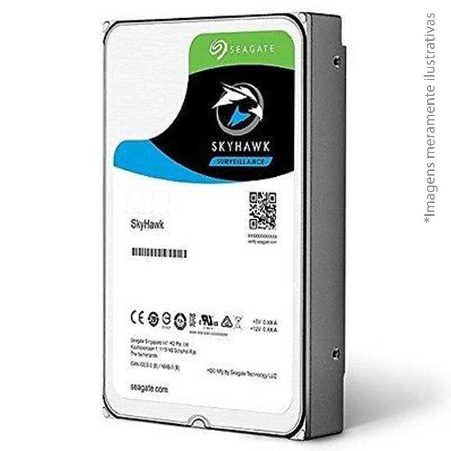 HD 8TB Seagate Surveillance SkyHawk Interno 3.5'' SATA3 (ST8000VX0022) - Discos rígidos para Vigilância