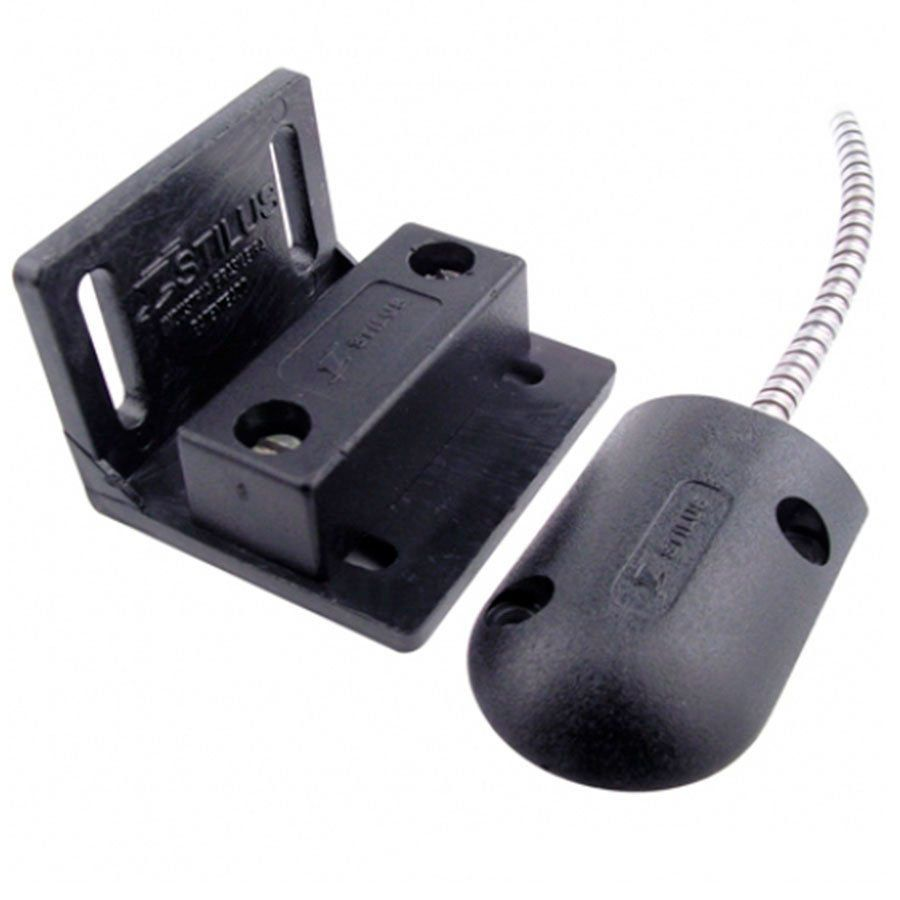 Sensor Magnético de Abertura de Porta e Janela de Aço Stilus Com Fio
