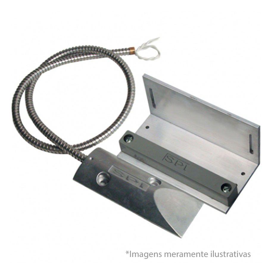 Sensor Magnético de Abertura de Porta e Janela de Aço Pesado Stilus Com Fio  - Tudo Forte