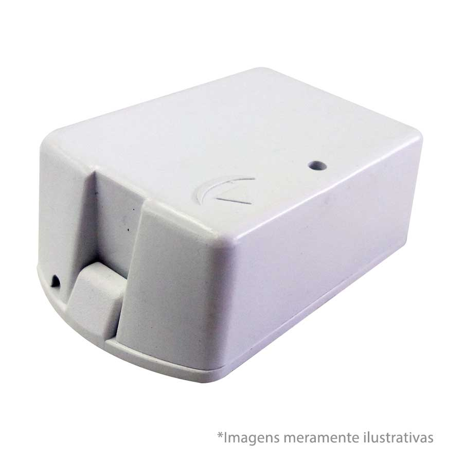 Sensor Magnético de Abertura de Porta e Janela RSHT8 Compatec Sem Fio  - Tudo Forte