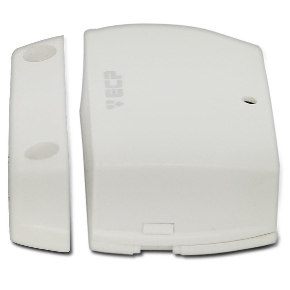 Sensor Magnético de Abertura de Porta e Janela Intruder ECP Sem Fio