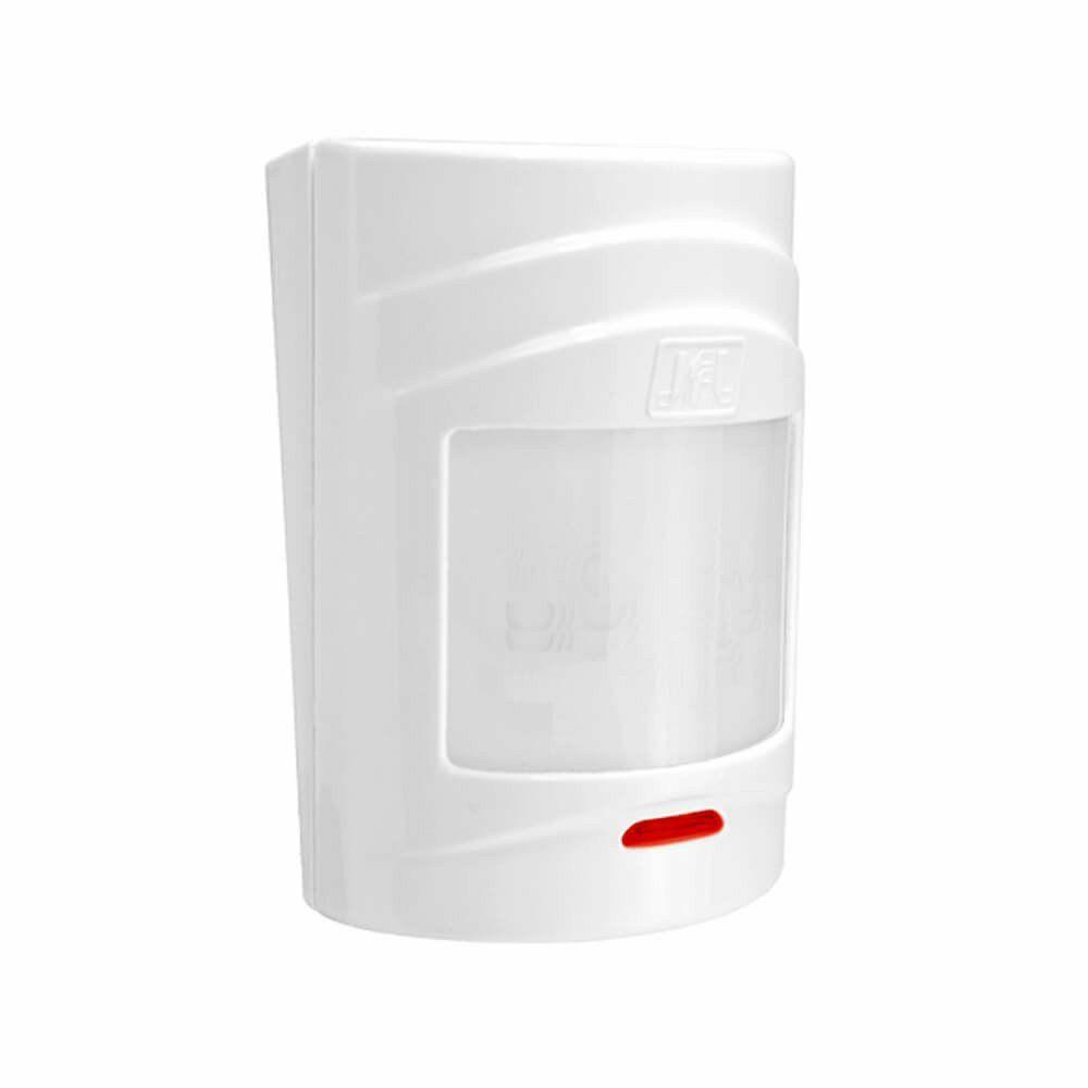 Sensor Alarme JFL Sem Fio IRS 430i Infra, até 80 metros de alcance sem obstáculo
