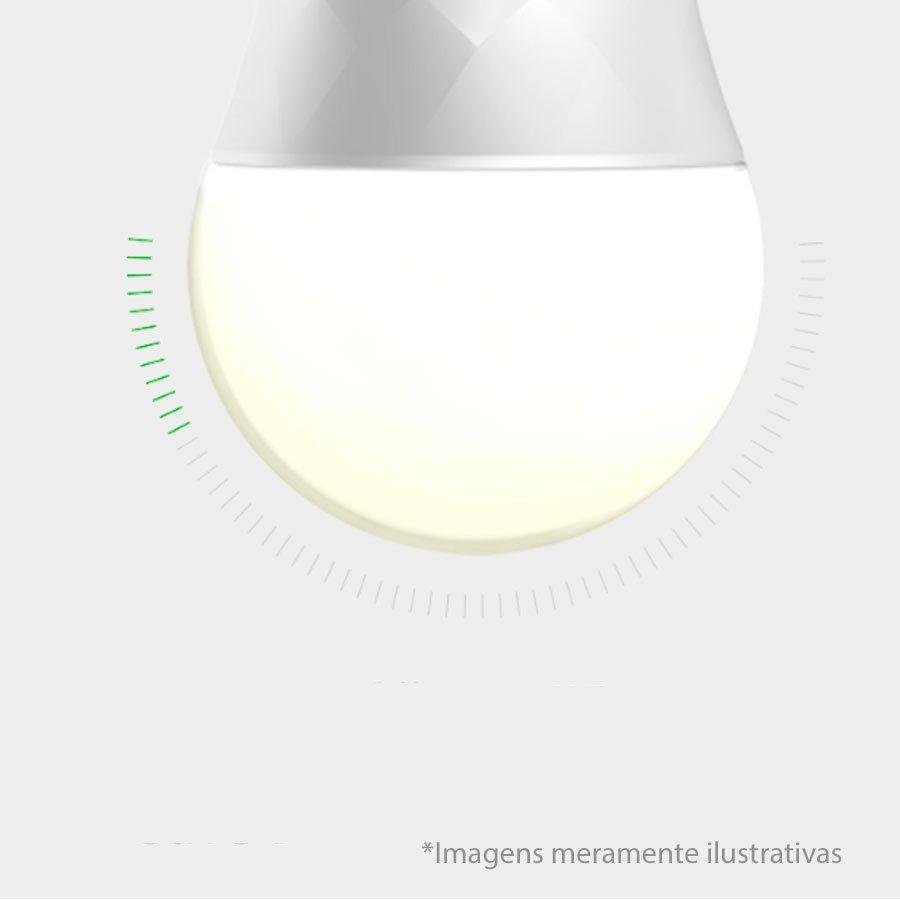 Lâmpada Smart Wifi Led Inteligente Tp Link Lb100 com Aplicativo e Luz regulável SmartHome  - Tudo Forte