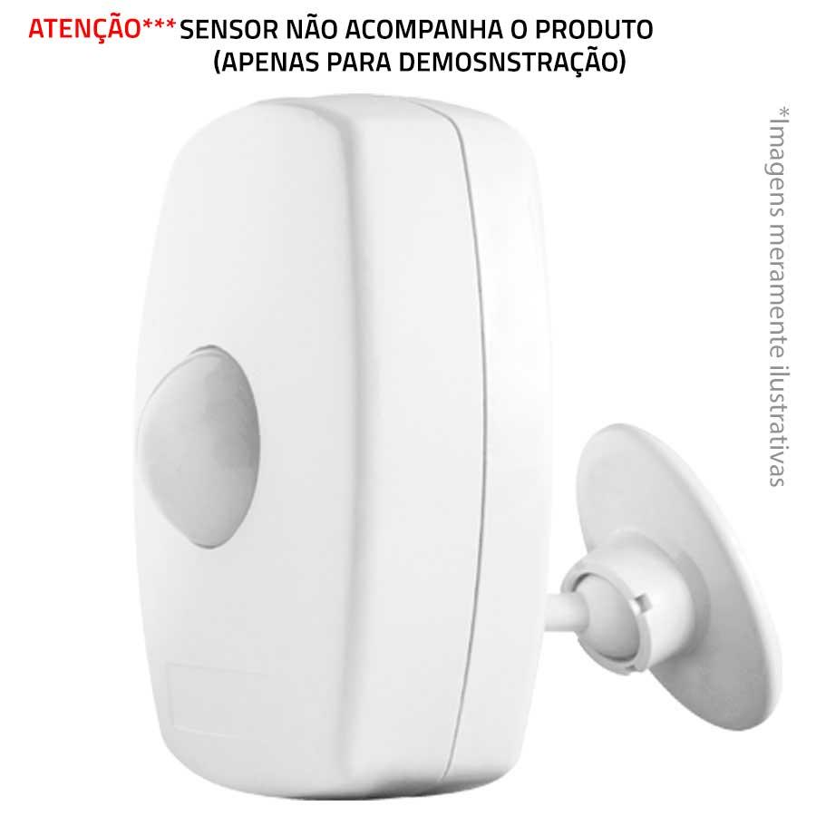 Suporte Articulador Patola Para Sensor De Infravermelho - Pacote com 5 unidades  - Tudo Forte