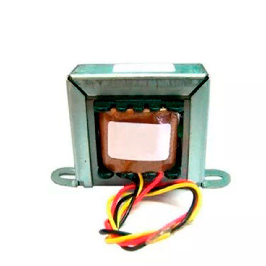 Transformador Trafo 16V 1,5A para Centrais de Alarme Esteves