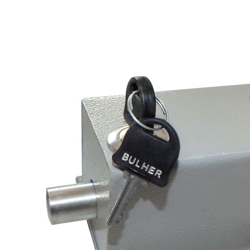Trava Elétrica 220V Bulher Para Portão Basculantes E Deslizantes